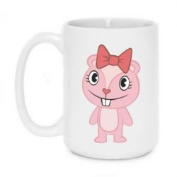 Кружка 420ml happy tree friends giggles