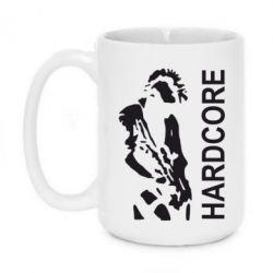 Кружка 420ml Harcore
