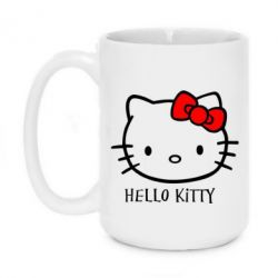Кружка 420ml Hello Kitty