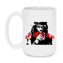 Купить Кружка 420ml Hip Hop is dead Lil Wayne, FatLine
