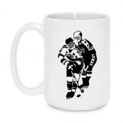 Кружка 420ml Хоккеисты - FatLine