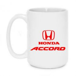Кружка 420ml Honda Accord - FatLine