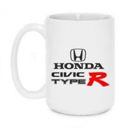 Кружка 420ml Honda Civic Type R - FatLine