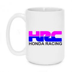 Кружка 420ml HRC Honda Racing - FatLine