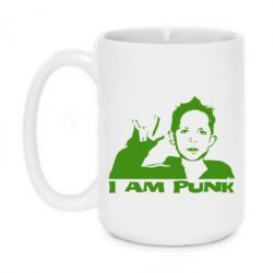 Кружка 420ml I'm punk! - FatLine