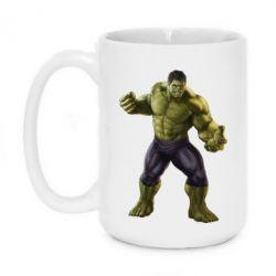 Кружка 420ml Incredible Hulk 2