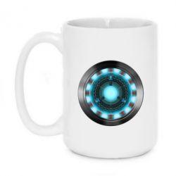 Кружка 420ml Iron Man Device - FatLine