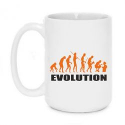 Кружка 420ml IT evolution - FatLine