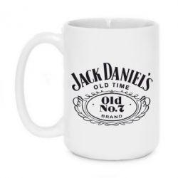 Кружка 420ml Jack Daniel's Old Time - FatLine