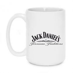 Кружка 420ml Jack Daniel's Traditions - FatLine