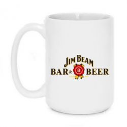 Кружка 420ml Jim Beam