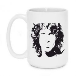 Кружка 420ml Jimm Morrison - FatLine