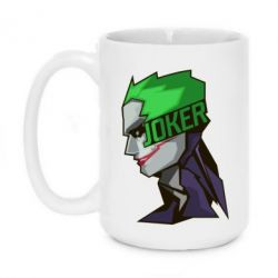 Кружка 420ml Joker Art