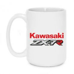 Кружка 420ml Kawasaki ZX-7R - FatLine