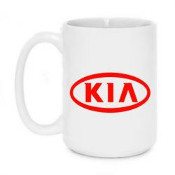 Кружка 420ml KIA Small - FatLine