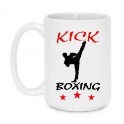 Кружка 420ml Kickboxing Fight - FatLine
