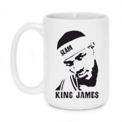 Кружка 420ml King James
