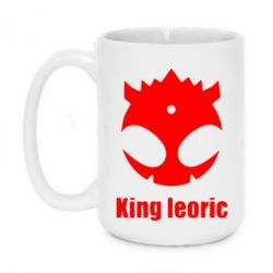 Кружка 420ml King Leoric