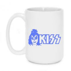 Кружка 420ml Kiss Album - FatLine