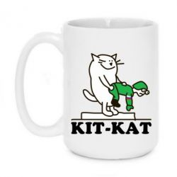 Кружка 420ml Kit-Kat - FatLine