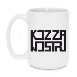 Кружка 420ml Kozza Nostra - FatLine