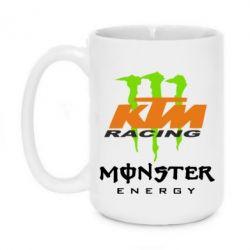 Кружка 420ml KTM Monster Enegry