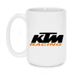 Кружка 420ml KTM Racing