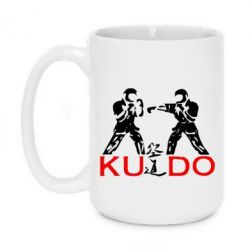 Кружка 420ml Kudo Fight - FatLine