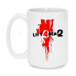 Кружка 420ml Left 4 Dead 2 - FatLine