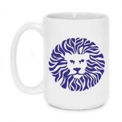Кружка 420ml лев
