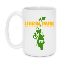 Кружка 420ml Linkin Park Альбом