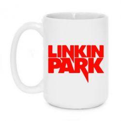 Кружка 420ml Линкин Парк - FatLine