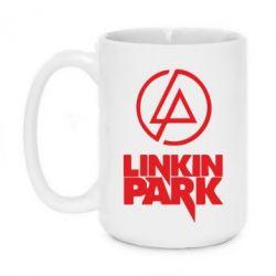 Кружка 420ml Linkin Park