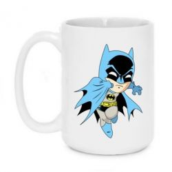 Кружка 420ml Little Batman