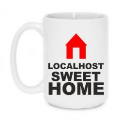 Кружка 420ml Localhost Sweet Home