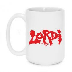 Кружка 420ml Lordi - FatLine