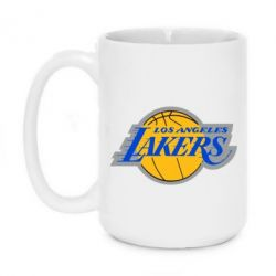 Кружка 420ml Los Angeles Lakers - FatLine