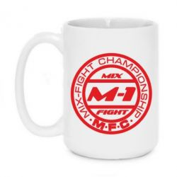 Кружка 420ml M-1 Logo