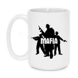 Кружка 420ml Mafia