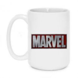 Кружка 420ml Marvel 3D