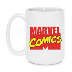 Кружка 420ml Marvel Comics - FatLine