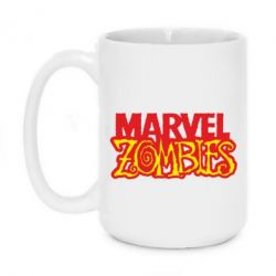 Кружка 420ml Marvel Zombies