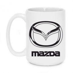 Кружка 420ml Mazda Small - FatLine
