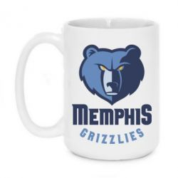 Кружка 420ml Memphis Grizzlies