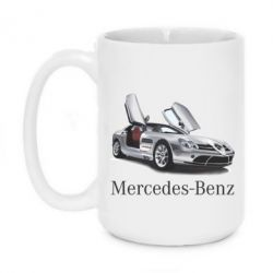 Кружка 420ml Mercedes-Benz - FatLine