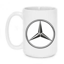 Кружка 420ml Mercedes - FatLine