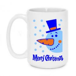 Кружка 420ml Merry Cristmas 2014 - FatLine