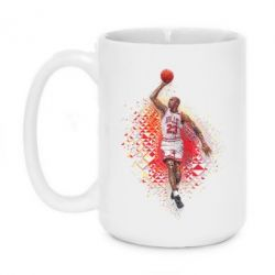 Кружка 420ml Michael Jordan - FatLine
