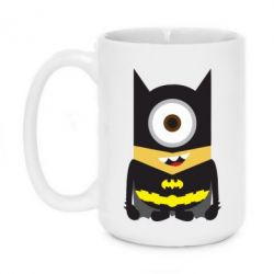 Кружка 420ml Minion Batman - FatLine
