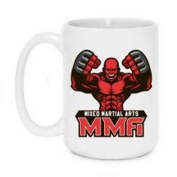 Кружка 420ml MMA Fighter 2
